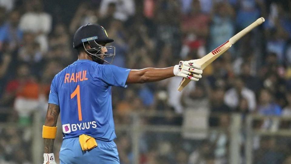 India's Lokesh Rahul