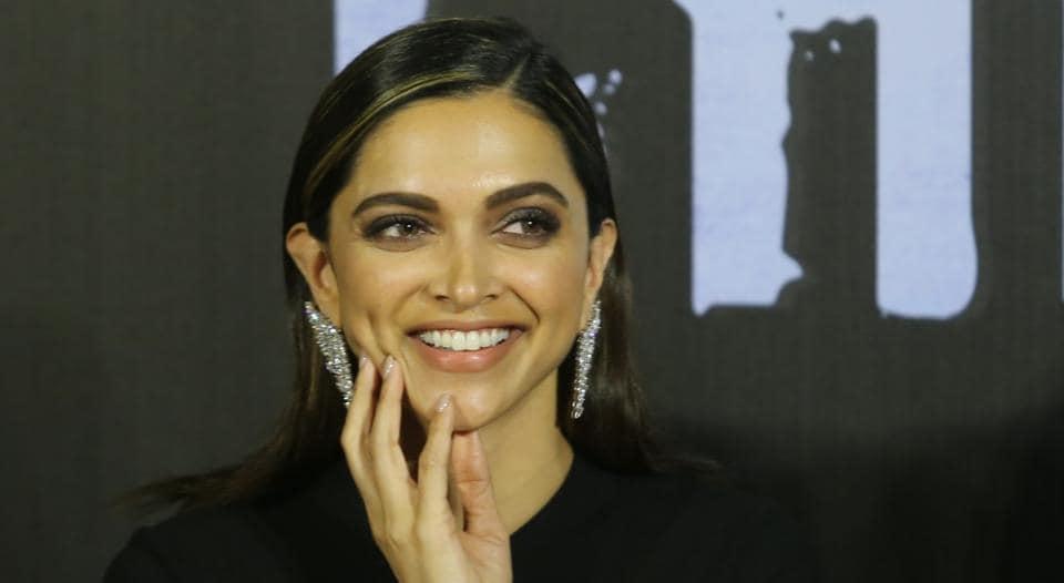 Deepika Padukone at the trailer launch of film Chhapaak in Mumbai.