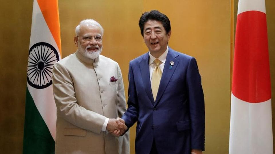 Japan Prime Minister Shinzo Abe may cancel his visit to India for an annual summit with Prime Minister Narendra Modi that was to be held in Guwahati.