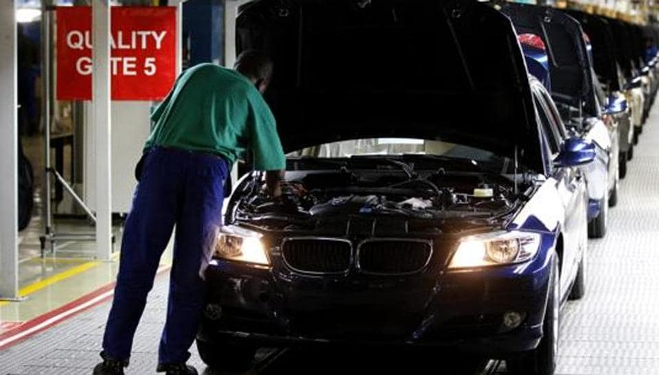 Apex consumer commission NCDRC has directed German automobile company BMW to compensate a customer by replacing his vehicle with a new one of the same model after it got damaged in an accident.
