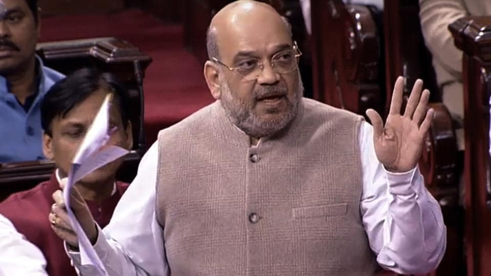 Home minister Amit Shah's emergence as a parliamentarian that was first apparent in the first session of the 17th Lok Sabha.