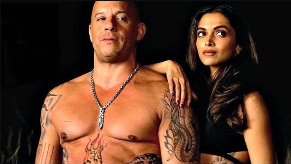 Vin Diesel may be seen with Deepika Padukone again in xXx 4.