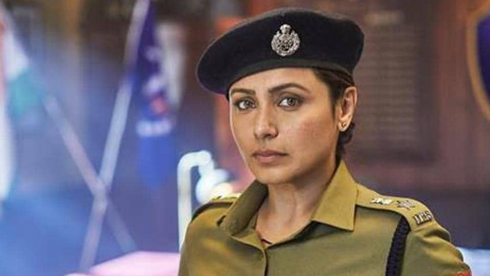 Mardaani 2 stars Rani Mukerji as a tough police officer.