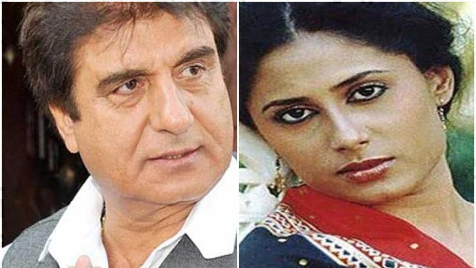 Raj Babbar remembers wife Smita Patil on death anniversary: 'Today decades ago, you went away silen...