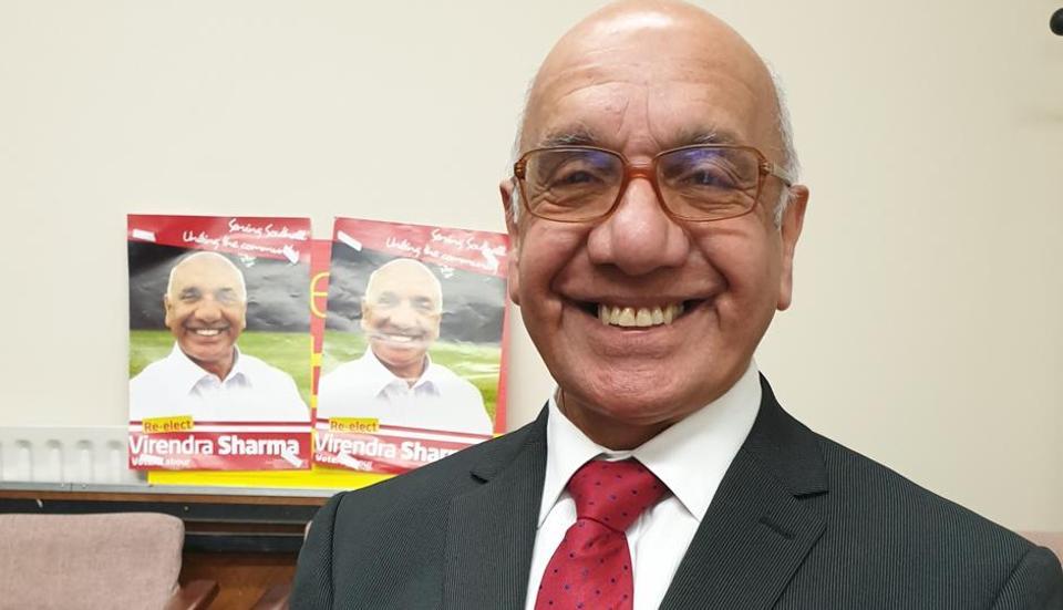 Labour MP Virendra Sharma
