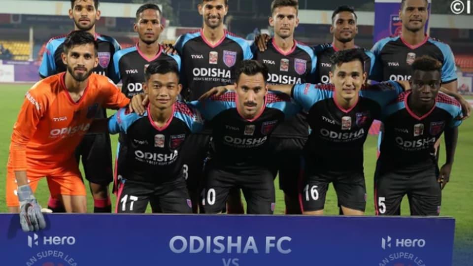 Odisha FC.