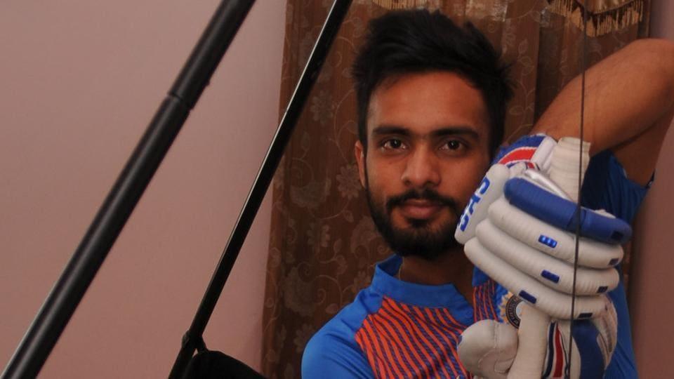 File image of Mandeep Singh.