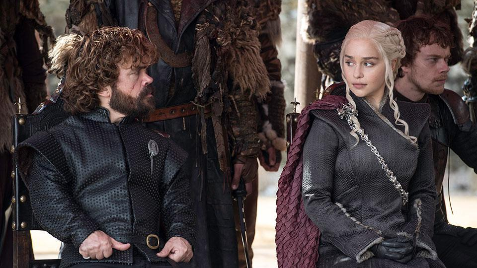 Peter Dinklage had a very meta observation to make about Daenerys' descent into madness and ascent to the Iron Throne.