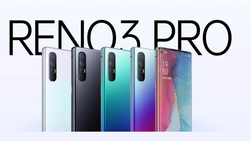 Oppo Reno 3 Pro launch on December 26.