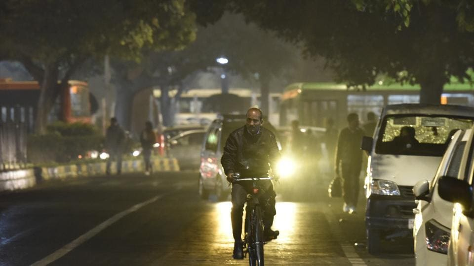 Heavy rainfall hit the national capital on Thursday evening, and continued in several parts of the city through Friday.