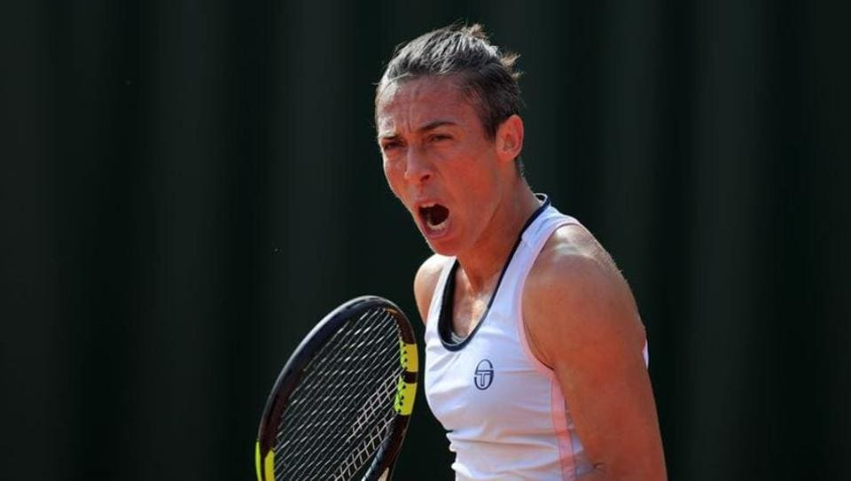 Former French Open champion Schiavone says she has overcome cancer - tennis - Hindustan Times