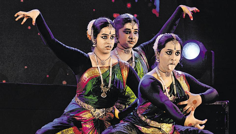 Classical dance competition Nrityangana saw students perform   an array of traditional styles from across the country   at the College of Engineering Pune campus on Friday.