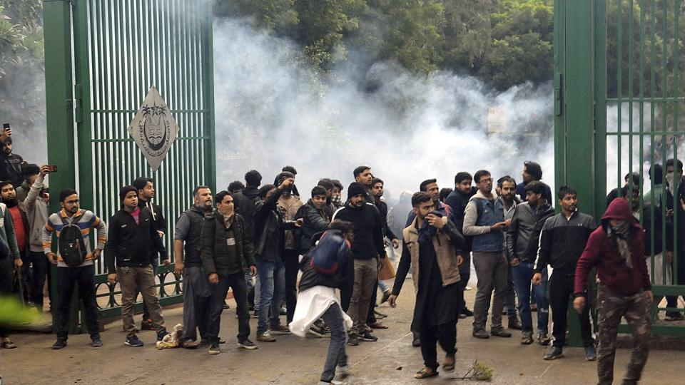 Jamia postpones semester exams midway, after violent protests