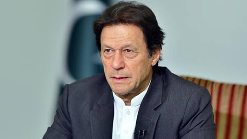 Pakistan PM Imran Khan. (Photo @pid_gov)