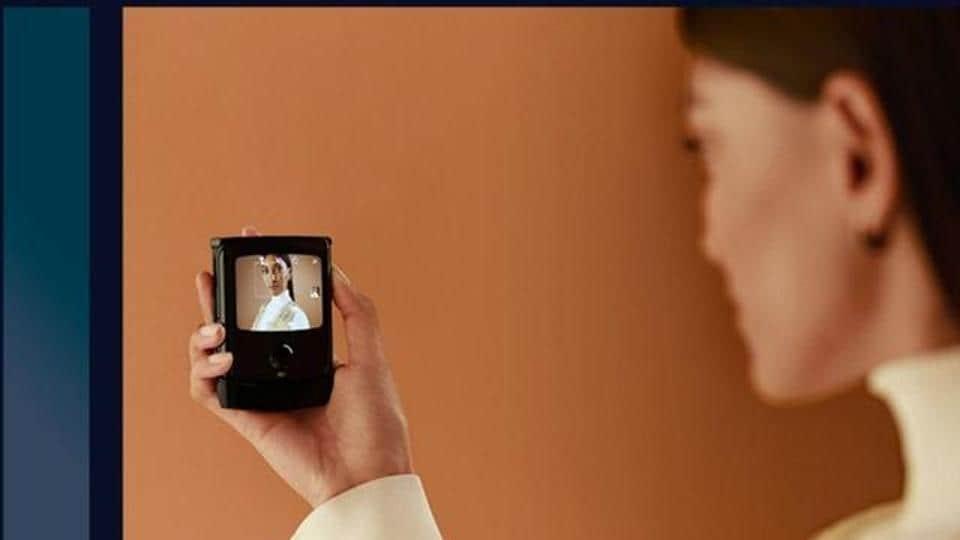 Motorola Razr foldable smartphone to launch in India soon