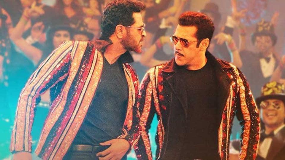 Salman Khan's Dabangg 3 is directed by Prabhu Deva.