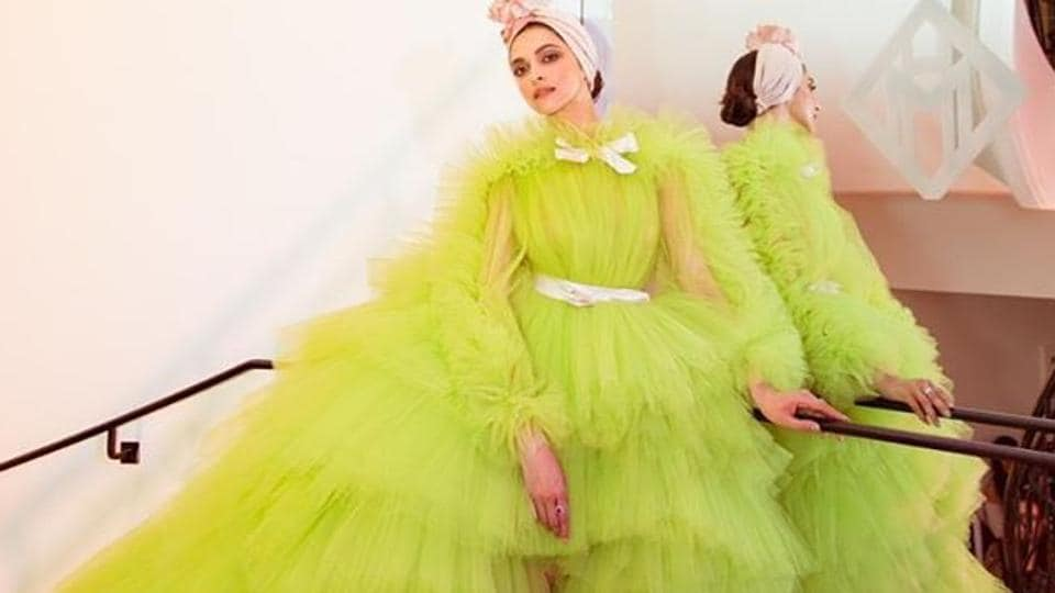 Why have the signature angelic, tulle-laden gowns become hot favourites among the Hindi film industry's fashionistas? We find out.