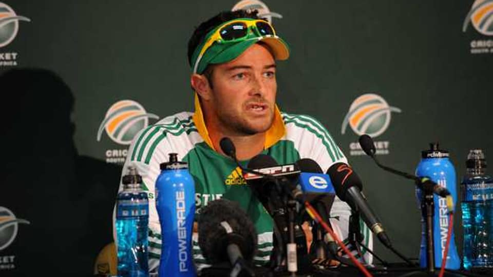 Newly appointed South Africa coach Mark Boucher