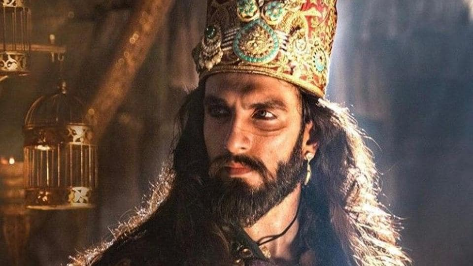 Ranveer Singh said no to Khilji initially: 'I wasn't at that stage in life. I was very happy, Deepika...