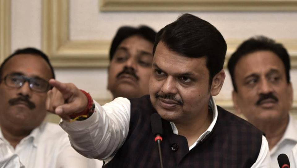 Fadnavis also announced that the BJP would boycott the customary tea party to be hosted by Chief Minister Uddhav Thackeray on Sunday