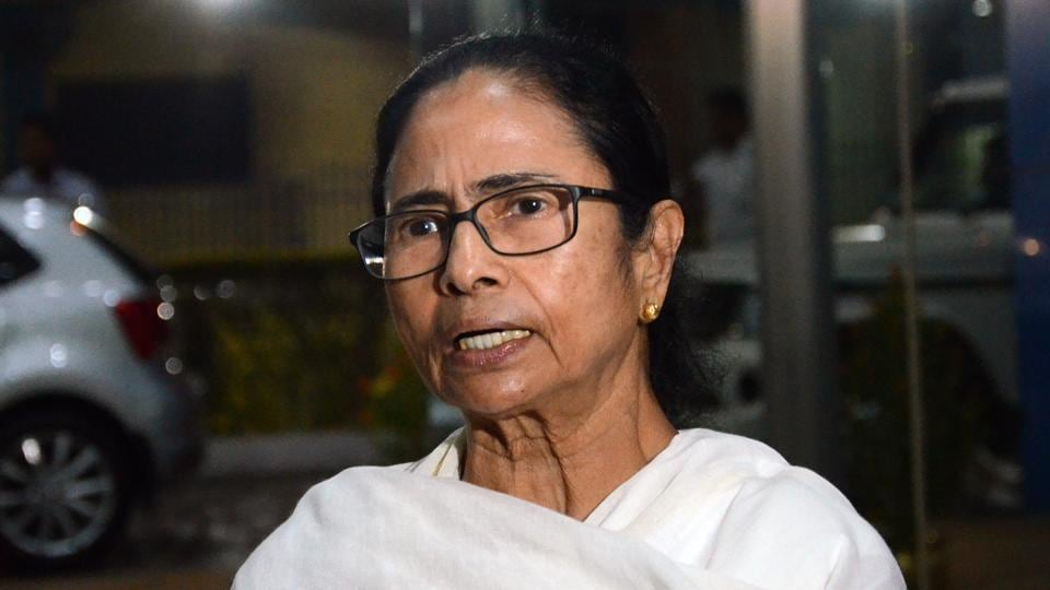 In the campaign, Mamata Banerjee asks people to refrain from violence while assuring that her government would not implement the CAA and the National Register of Citizens (NRC) in Bengal.