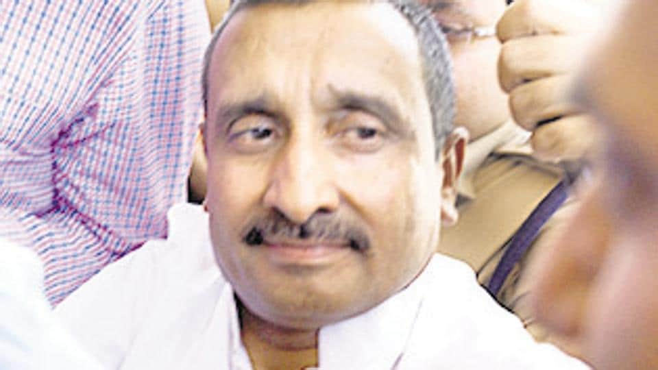 Expelled BJP MLA Kuldeep Sengar was convicted of rape by a Delhi court on Monday.