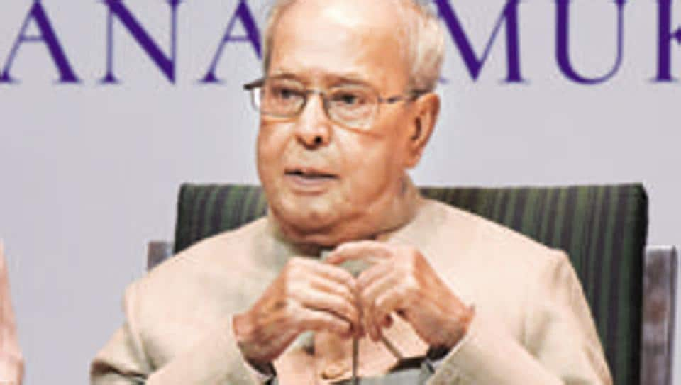 Pranab Mukherjee's comments comes at a time when the Opposition has attacked the ruling Bharatiya Janata Party(BJP) of running an authoritarian government.