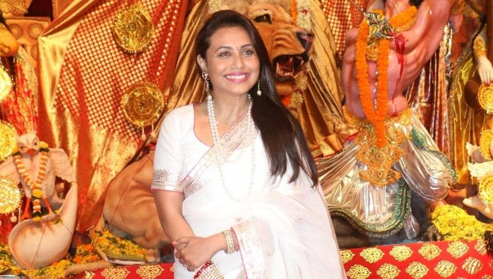 Rani Mukerji is the mother to a four-year-old daughter Adira. (IANS)