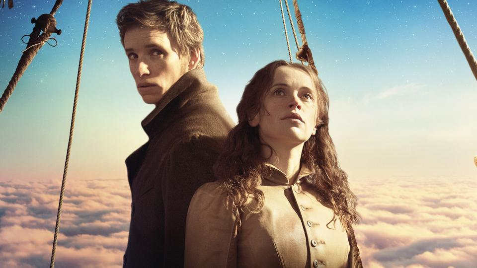 The Aeronauts movie review: Eddie Redmayne and Felicity Jones reunite for the first time since The Theory of Everything.