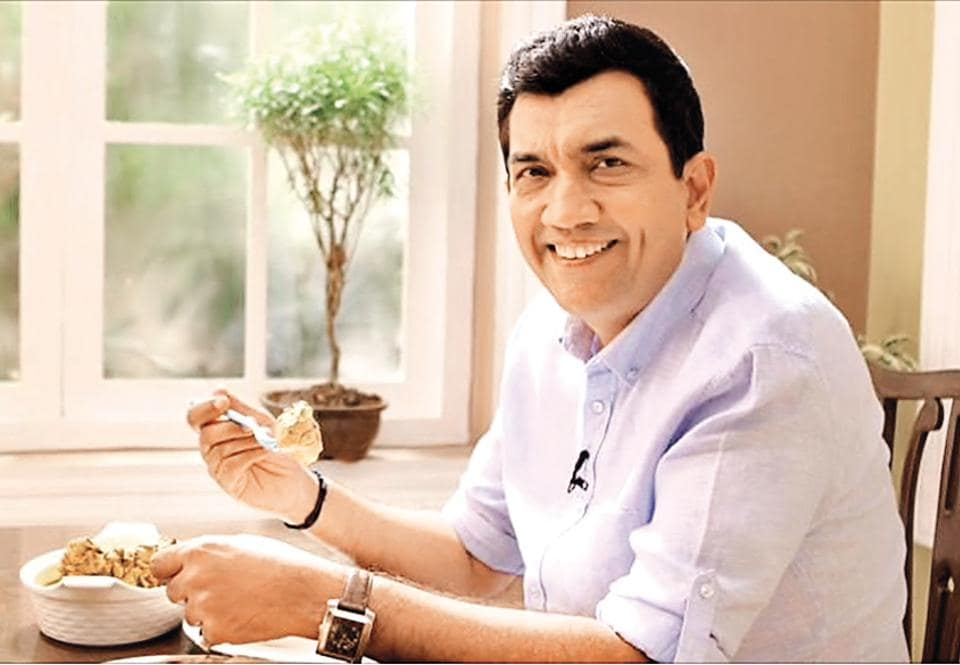 Sanjeev Kapoor's grasp of the fundamentals of global cuisine is as impressive as his business sense