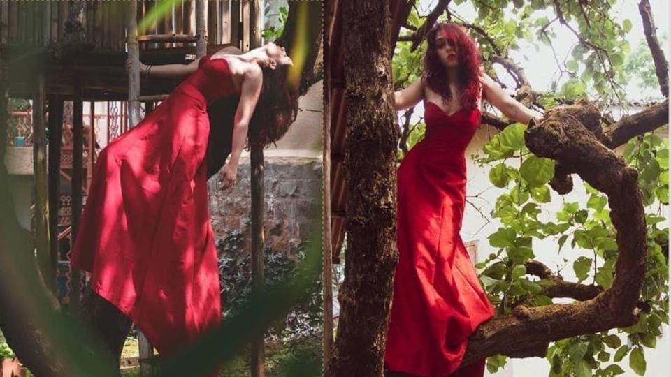 Ira Khan has shared more pictures from her new photoshoot on social media.