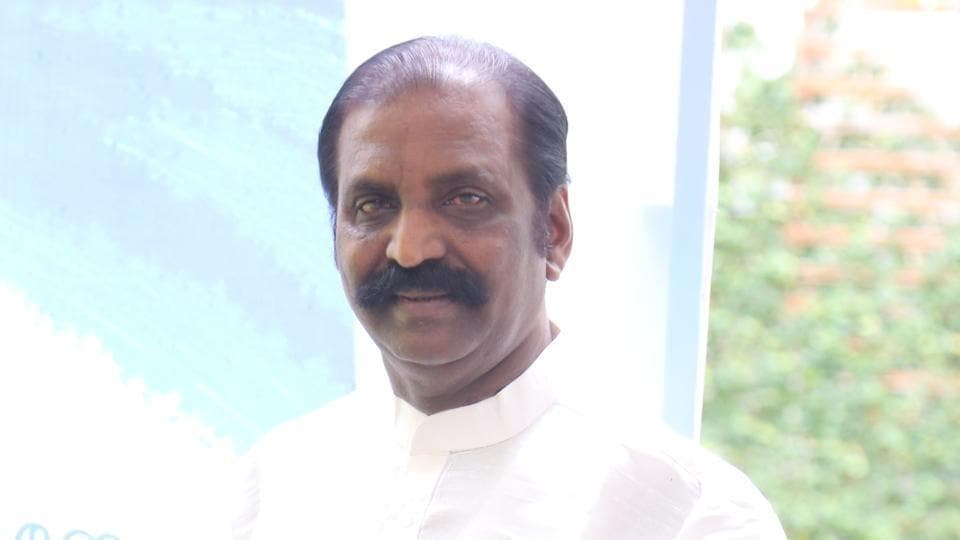 Vairamuthu is a well-known lyricist who works primarily in Tamil film industry.
