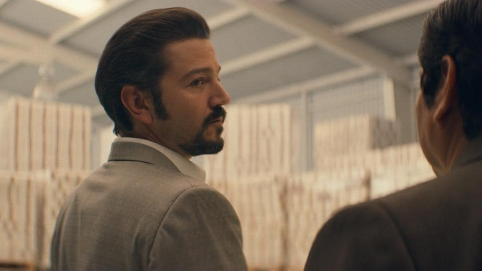 Diego Luna is coming back as drug lord Felix Gallardo.