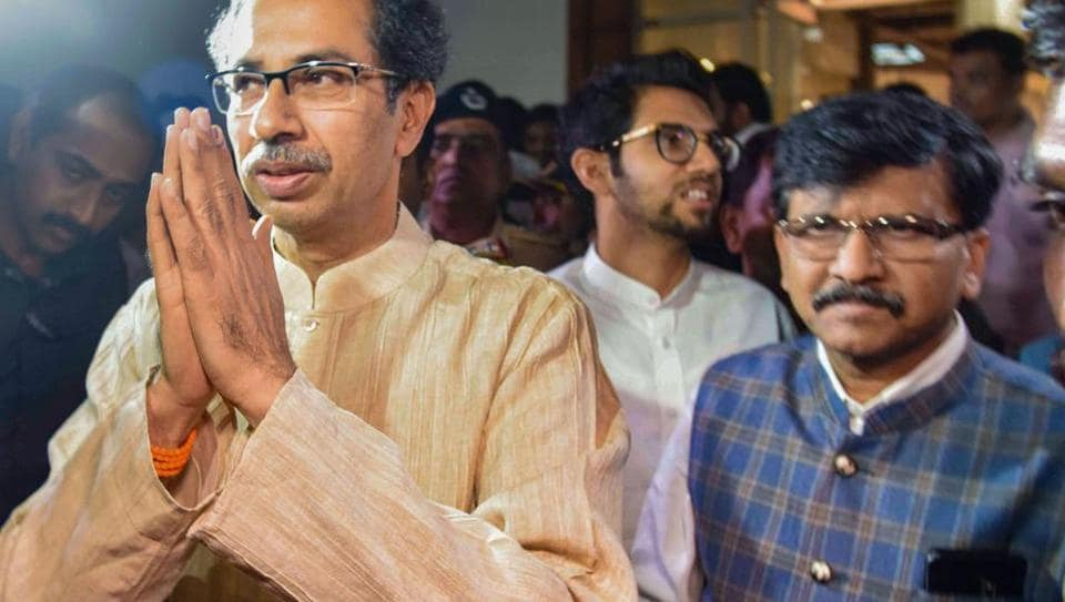 The Shiv Sena had voted for the controversial Citizenship Amendment Bill in the Lok Sabha that its alliance partner Congress has opposed.