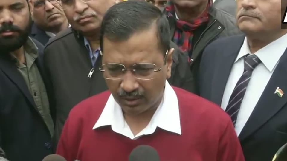 """Delhi CMArvind Kejriwal has questioned the """"logic of the (Citizenship Amendment)  law"""" and called it """"dangerous"""", especially because it has been introduced at a time when the country is going through an economic slowdown."""
