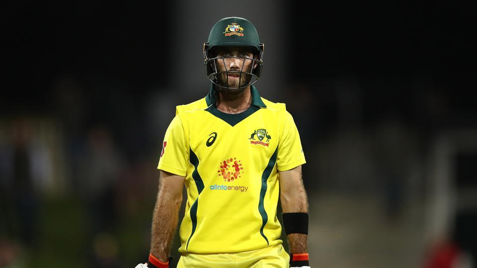 File image of Glenn Maxwell