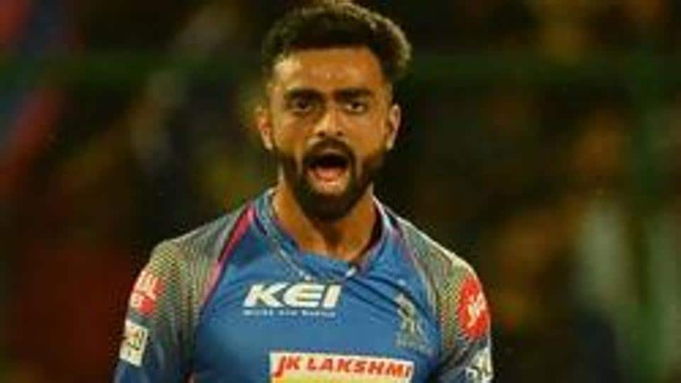 File image of Jaydev Unadkat
