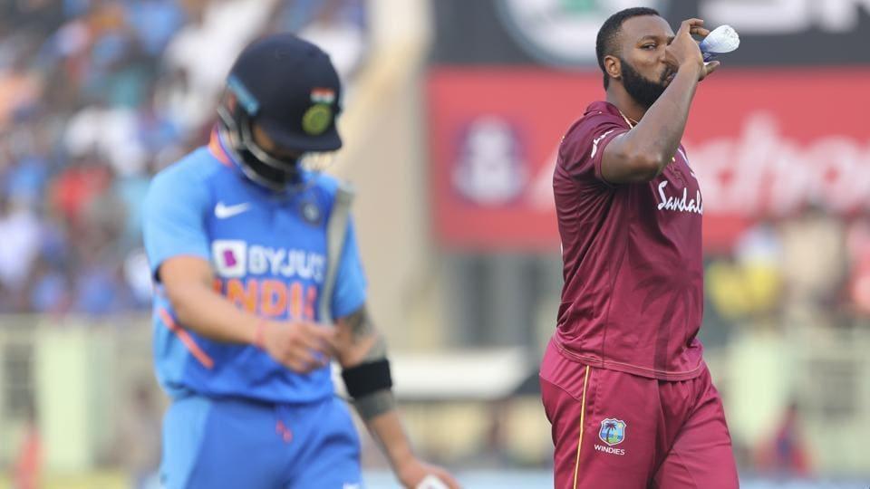 India Vs West Indies Virat Kohli Kieron Pollard Combine To