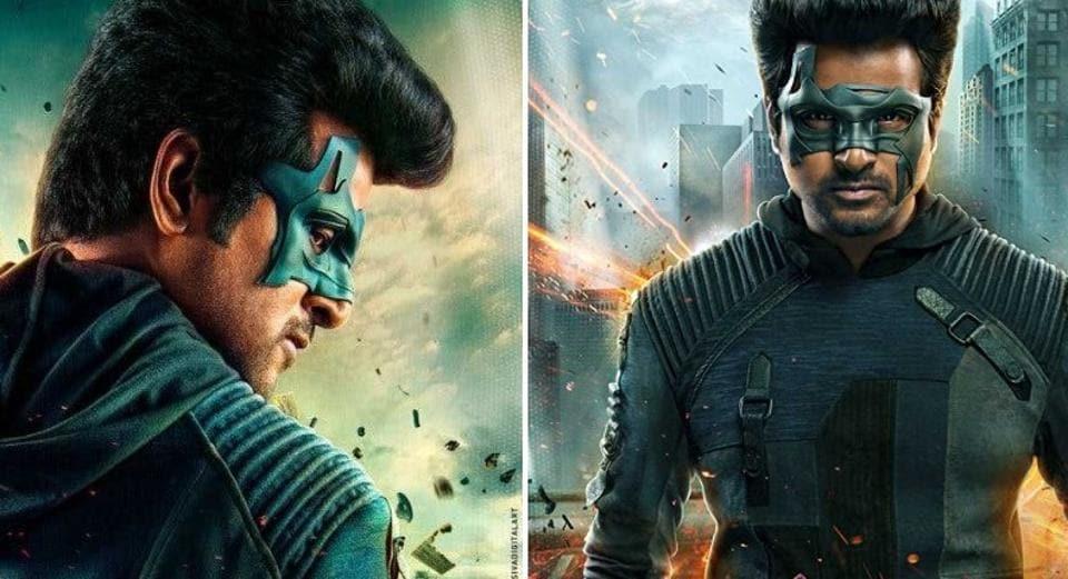 Hero stars Sivakarthikeyan, Arjun and AbhayDeol in lead roles.
