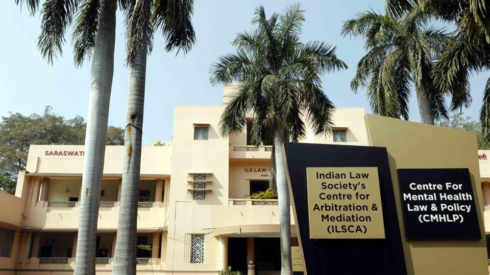 The new ILS Law college arbitration and mediation building. The centre will open on January 1.