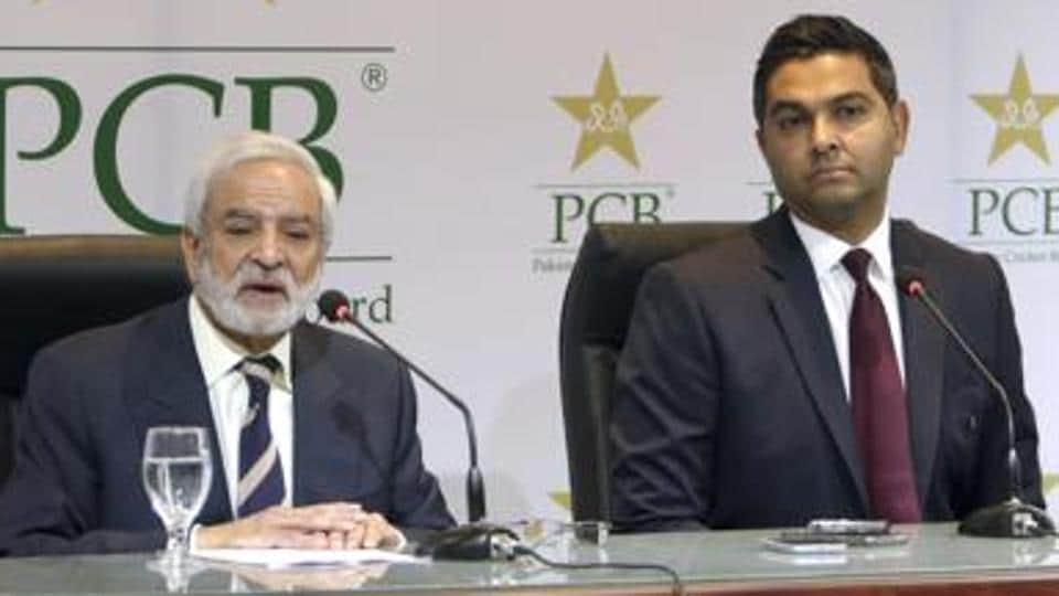 File image of PCB chief Ehsan Mani.