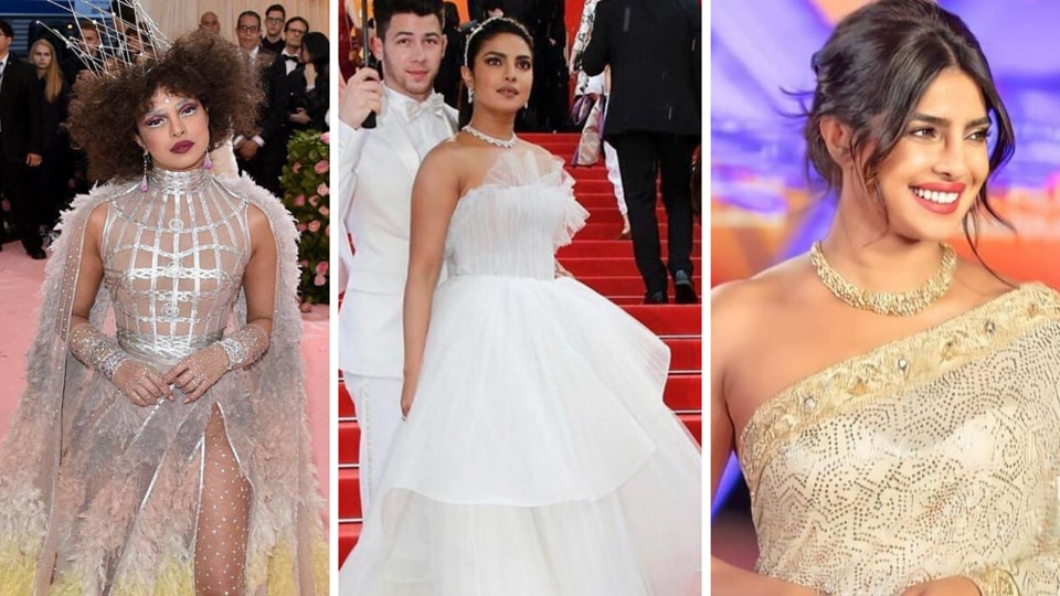 How can Priyanka not be on the best-dressed list? The actor, along with musician husband Nick Jonas were dubbed People's Best Dressed Couple for 2019, and her style ever since she moved to Hollywood has definitely evolved tremendously. (INSTAGRAM)