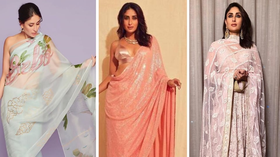 Kareena has always been a style icon on screen and off it too, and this was much before the fuss of stylists came into play. But of late the actor has pulled out all the stops to ensure she looks impeccable for every public outing. Here are her top looks for 2019. (INSTAGRAM)