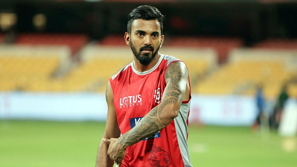 KL Rahul was appointed captain of KXIP
