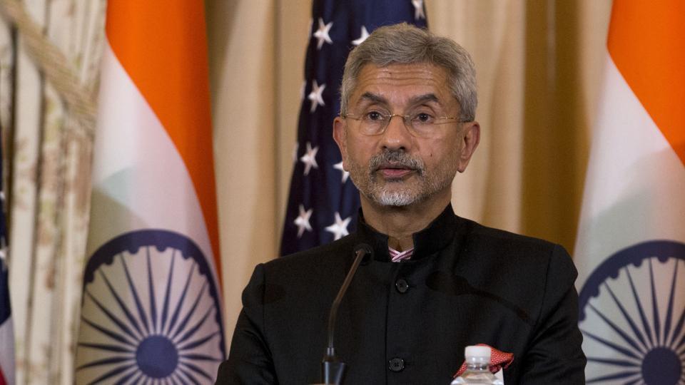 Indian External Affairs Minister Dr. S. Jaishankar