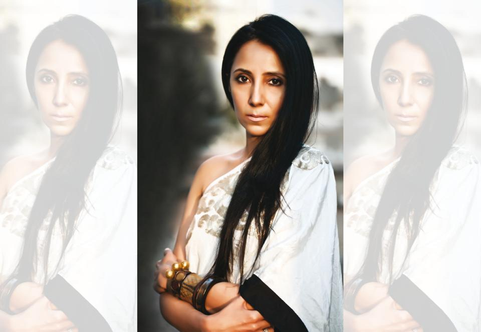 Anamika Khanna defines her design aesthetic as experimental, subtle and classic