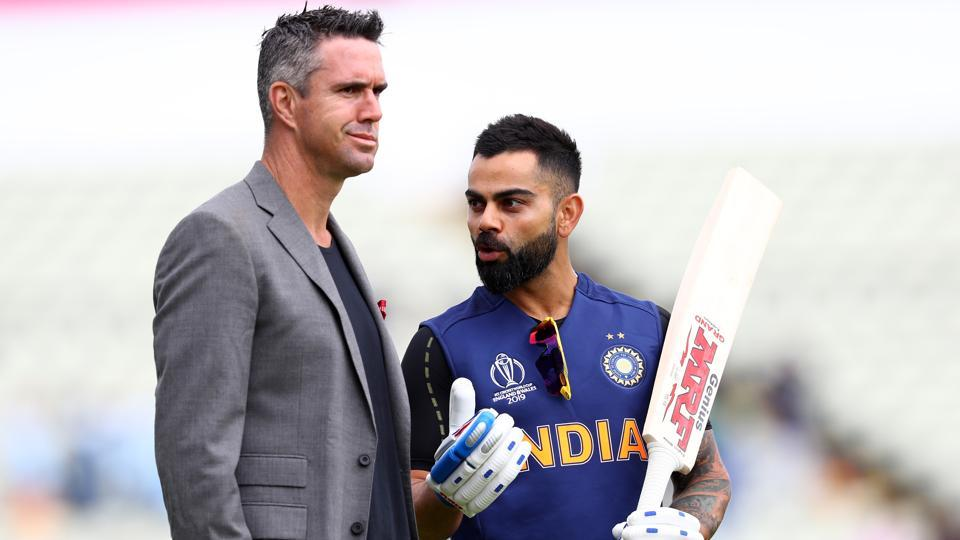 Kohli shared the dressing room with Kevin Pietersen when they played together for RCB