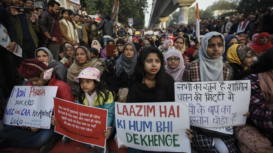Eight districts in Uttar Pradesh have begun the process of recovering damages caused during violent protests against the new citizenship law last week.
