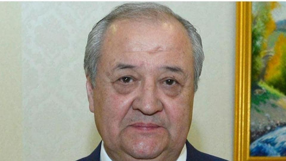 Uzbekistan foreign minister Abdulaziz Kamilov visits New Delhi next month.
