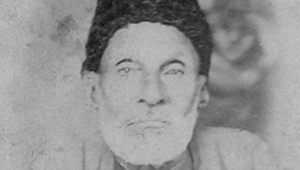 In 1850, Emperor Bahadur Shah Zafar II bestowed upon Mirza Ghalib the title of Dabir-ul-Mulk, as well as the title Najm-ud-daula.
